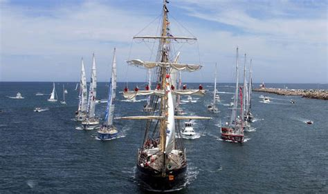 biggest boat race in the world clipper round the world yacht race to set off from