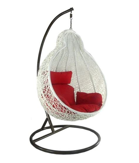 buy swing chair one seater hanging swing chair with cushions buy one