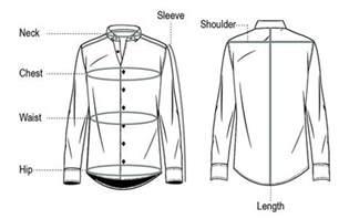 size guide maceoo mens designer shirts mens dress