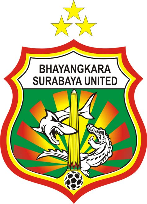 Indonesia Unite Logo 3 logo baru bhayangkara surabaya united free format vector