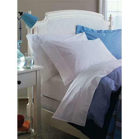 lands end bedding lands end supima solid sheet set 270 thread count home