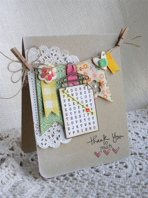 Handmade Greetings Images - 25 beautiful handmade cards