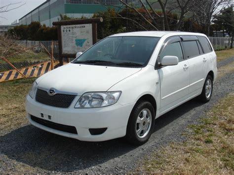Toyota Corolla 2005 For Sale Toyota Corolla Fielder 2005 Used For Sale