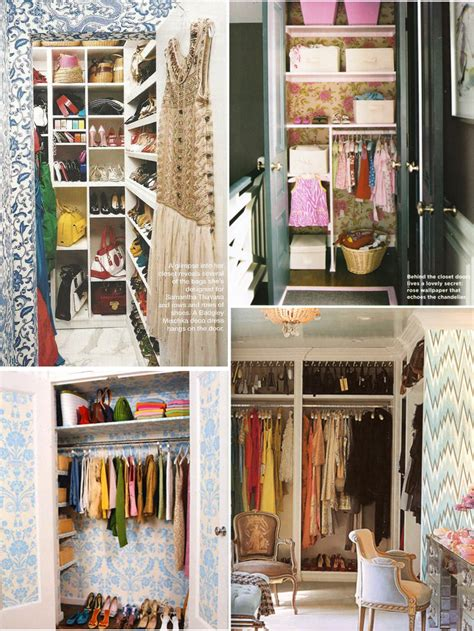 wallpaper closet wallpapering the inside of closets mcgrath ii blog