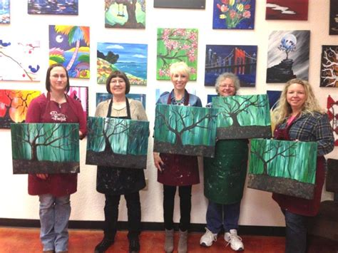 paint with a twist rock ar five ideas for a great out only in arkansas