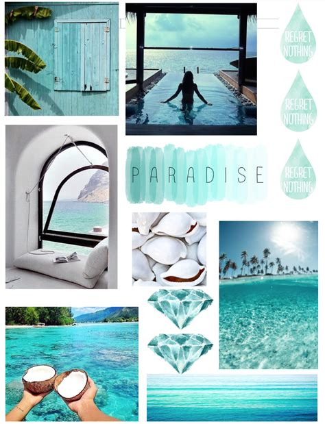 themes tumblr tropical tropical tumblr inspired collage notebook ideas