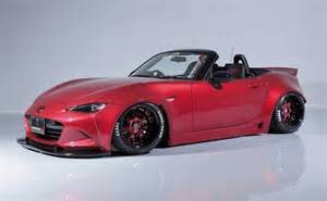 Madza Mx 5 Aimgain Gives New Mazda Mx 5 School Wide Styling