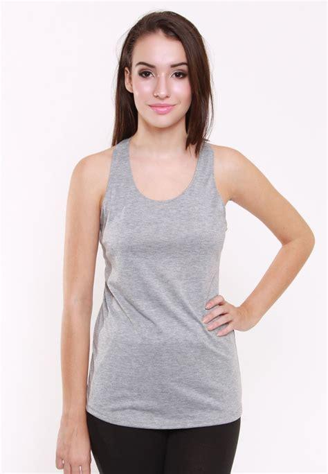 Tangtop Murah 5 model tank top wanita yang beragam bagi wanita masa kini