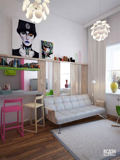 understated bedroom decor pop art interior design ideas modern art natalya nazhimova pop of colour with popart