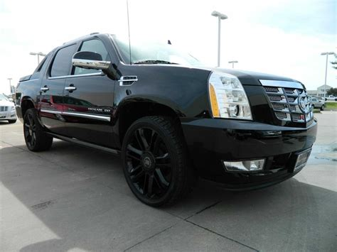 dallas cadillac garland road new 2012 cadillac escalade ext premium for sale
