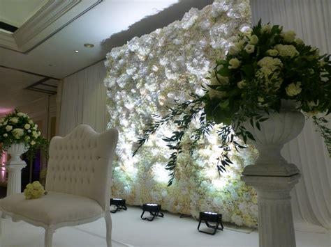 Wedding Lounge Backdrop by Flower Wall Backdrop Wedding Lounge