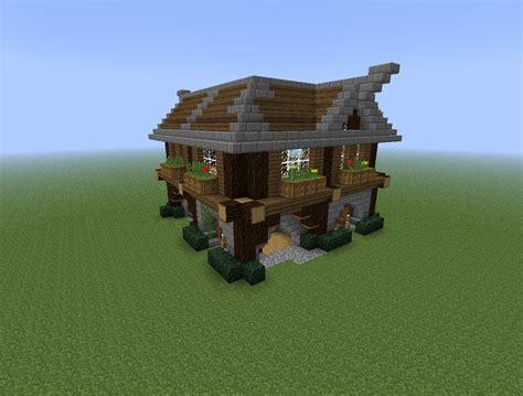 mittelalter haus minecraft - Kleines Haus Für 2 Personen Bauen