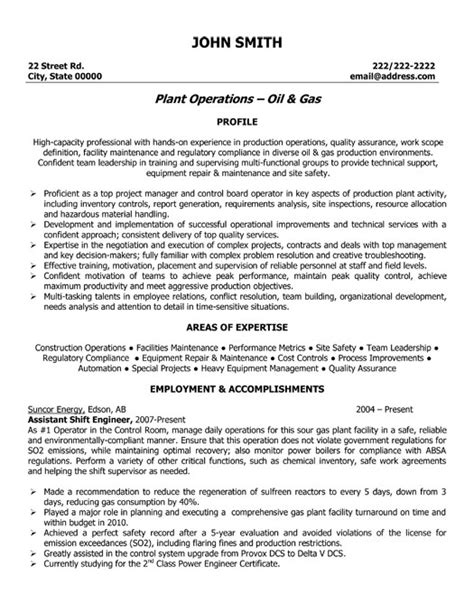 assistant shift engineer resume template premium resume