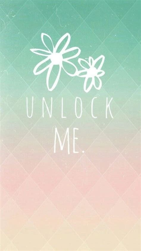 unlock wallpaper tumblr 163 unlock me 163 on we heart it phone lockscreens pinterest