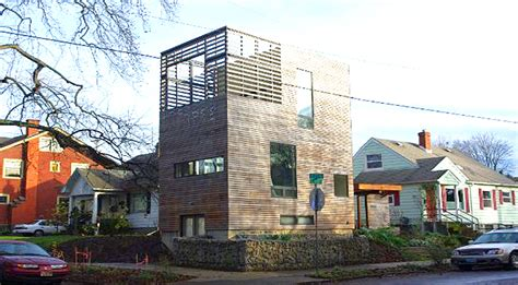 small three story house harpoon house is a smartly designed compact prefab home in