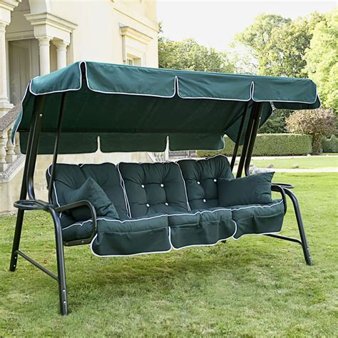 patio swing canopy 3 seater patio swing with canopy instant knowledge
