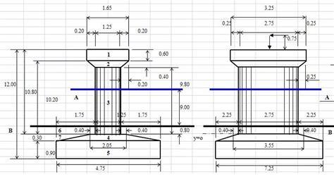 desain jembatan sederhana desain struktur pilar jembatan aceh mappers community