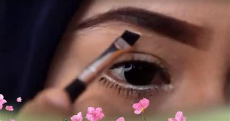 cara membuat dan membentuk alis natural tebal tanpa cukur cara membuat dan membentuk alis mata dengan pensil alis