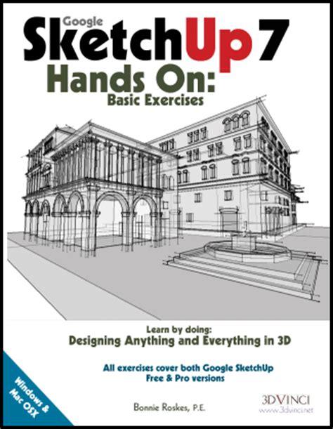 sketchup book sketchup books for design professionals 3dvinci