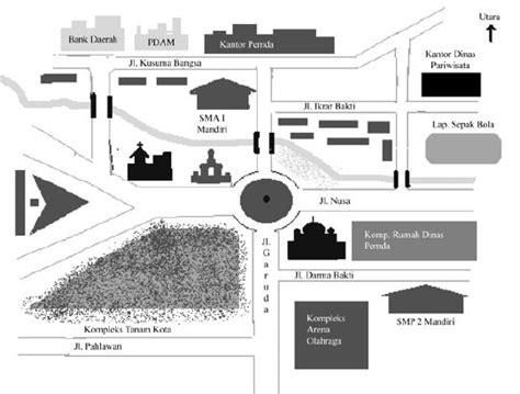 pengertian layout dan lokasi pengertian denah fungsi dan unsur unsurnya serta contoh