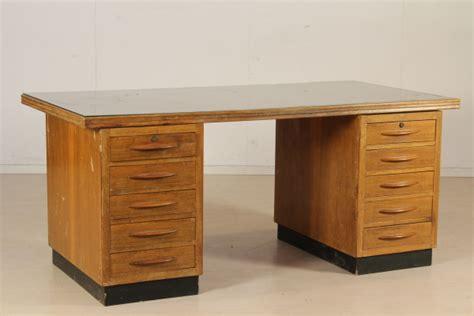 scrivania modernariato scrivania modernariato design produzione italiana anni 40