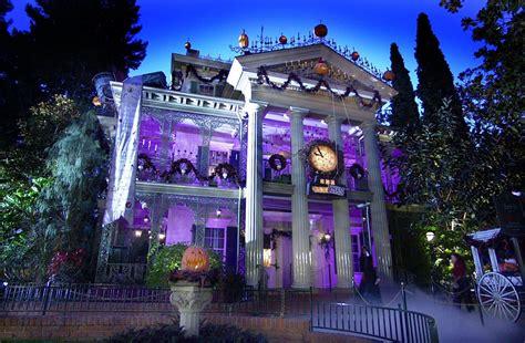 Haunted House Disneyland by Disneyland Secrets