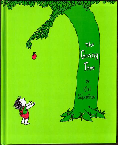 the tree picture book slis 5420 week 1 the giving tree