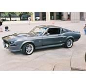 Konu Antika 1967 Ford Mustang Sanal Modifiye Resimleri