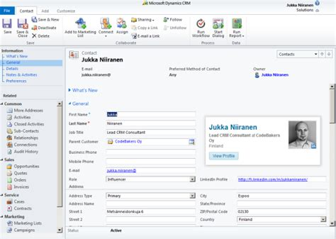layout xml crm 2013 linkedin dynamics crm and social selling surviving crm