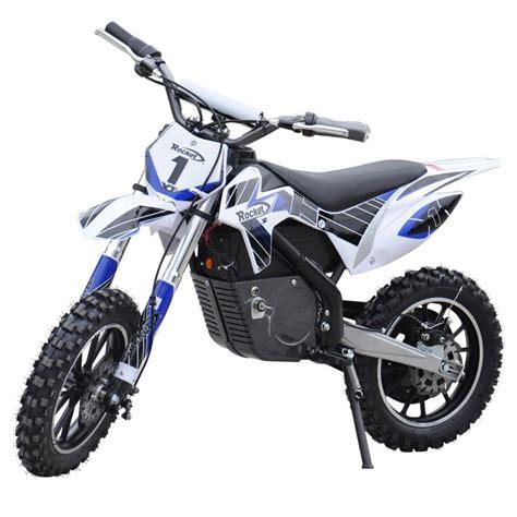 electric motocross bike uk kids rocket db500 electric battery dirt bike 36v