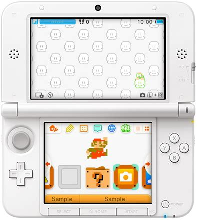 nintendo to launch home screen themes for 3ds gaming trend