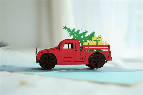 2018 christmas gifts for truckers pop up card 2018 3d pop up card wholesale pop up card manufacturer charmpop