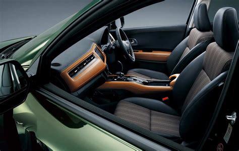 V Interiors by Honda Hrv Interior