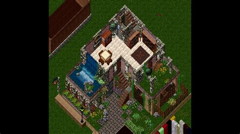 house online ultima online custom house builds july 2016 youtube