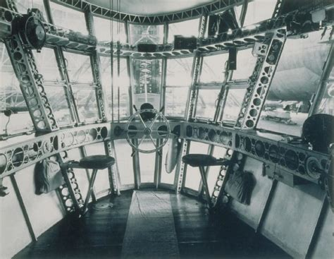 airship interior photos