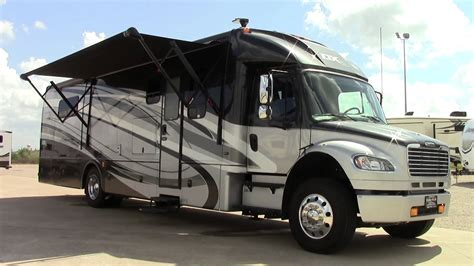 New 2015 Dynamax DX3 37RB Class Super C Diesel Motorhome RV  Holiday World of Houston in Katy