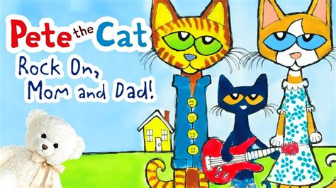 Pete The Cat Rock On And pete the cat rock on and by dean story