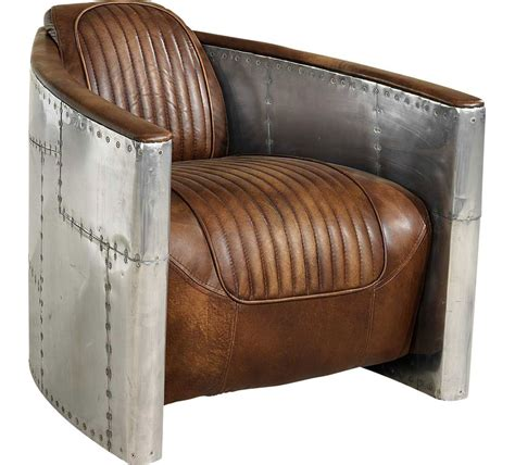 Aviator Armchair by Artwood Tom Cat Aviator Armchair