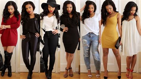 9 Date Outfits Valentines Day Lookbook Style Youtube | 9 date outfits valentine s day lookbook style youtube