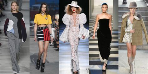 Caroline By My Trend Fashion all trends from nyfw fall winter 2017 2018 v fashion world