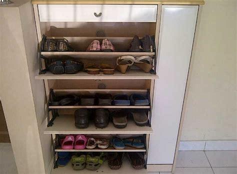 desain lemari rak sepatu rak sepatu informa furniture rumah 2013