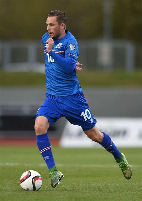 gylfi sigurdsson in iceland v latvia uefa 2016