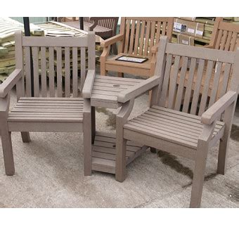 all weather garden benches uk winawood benches weatherproof wood effect composite