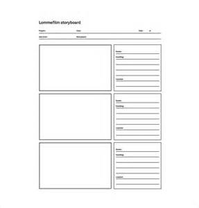 software storyboard template storyboard template 77 free word pdf ppt psd format