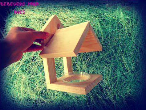 Mesas De Madera Para Jardin #7: Casas-para-pajaros-de-madera-al-natural-D_NQ_NP_12024-MLM20053641621_022014-F.jpg