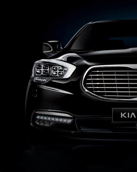 Kia Uae Service Center Experience New Luxury Kia Quoris Showroom Gallery