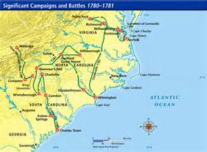 and the revolution map american revolution map the revolution in the south