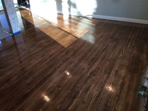 stain pattern on wood floor dark stained wood floors floors design for your ideas