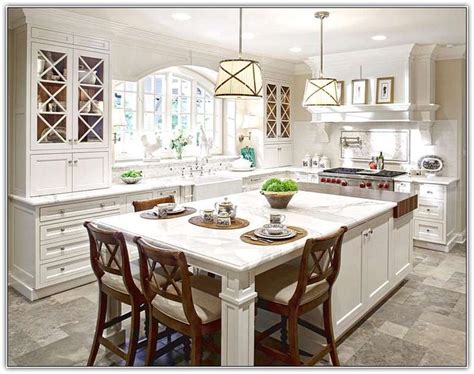 kitchen islands with seating for 4 best 25 country kitchen island designs ideas only on