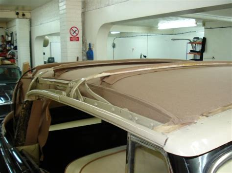 Car Roof Upholstery Repair by Car Trimmers Car Upholstery Repair The Car Trimming